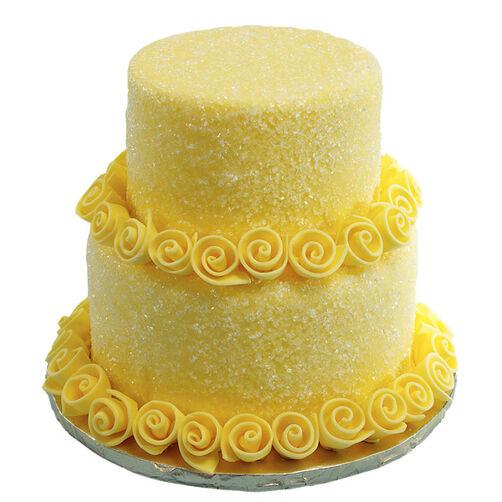 Rose Romance Cake