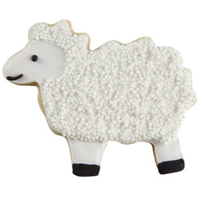 Loveable Lamb Cookies
