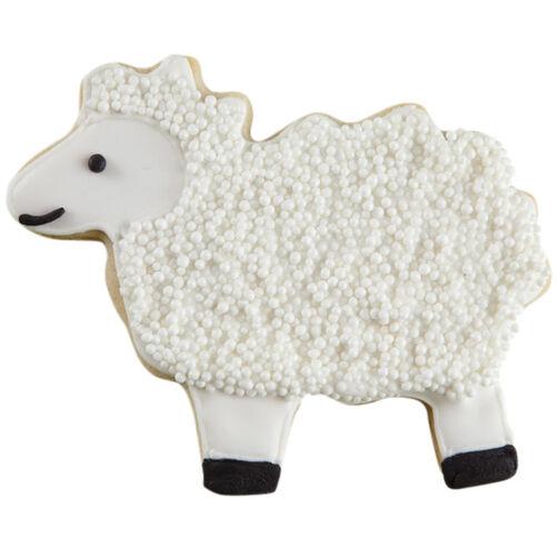 Loveable Lamb Cookies