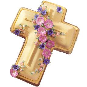 Rejoice, Alleluia Cake