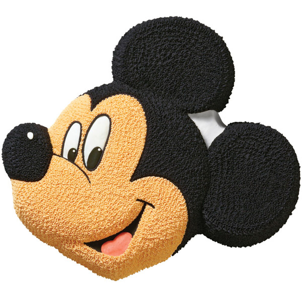 Mickey Mouse Clubhouse Cake Wilton