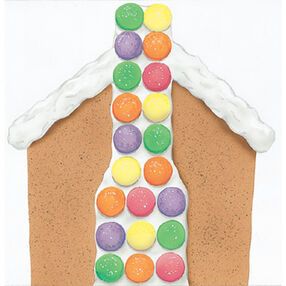 Ways to decorate a gingerbread house