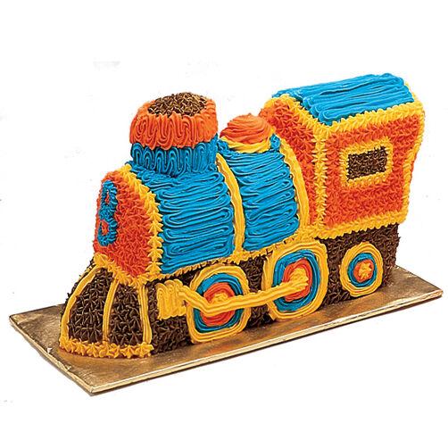 Express Train Cake