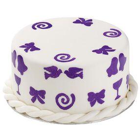 Love Takes Flight Cake