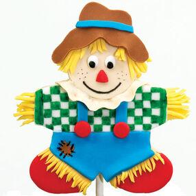 Fondant Scarecrow