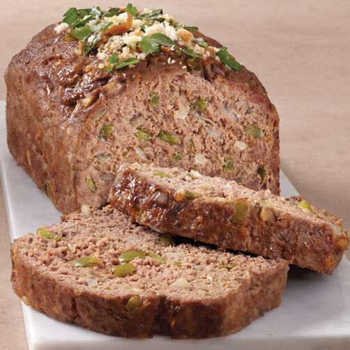 Teriyaki Meatloaf