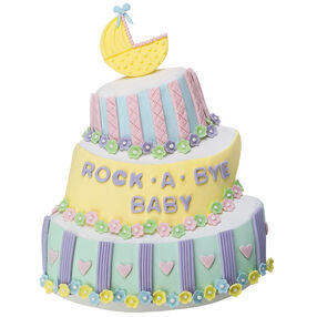 Nursery Rhyme and Rock Cake