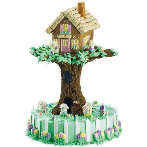 Hopping High-Rise Cake