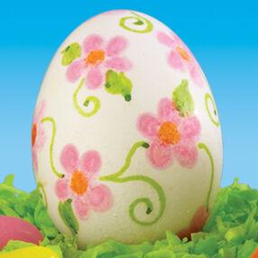 Floral Fantasy Easter Egg