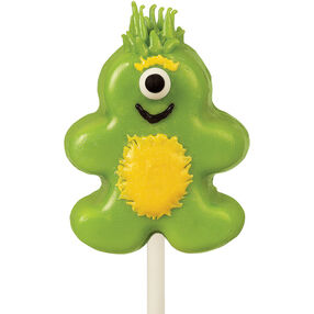 Alien Invasion Cake Pop Characters