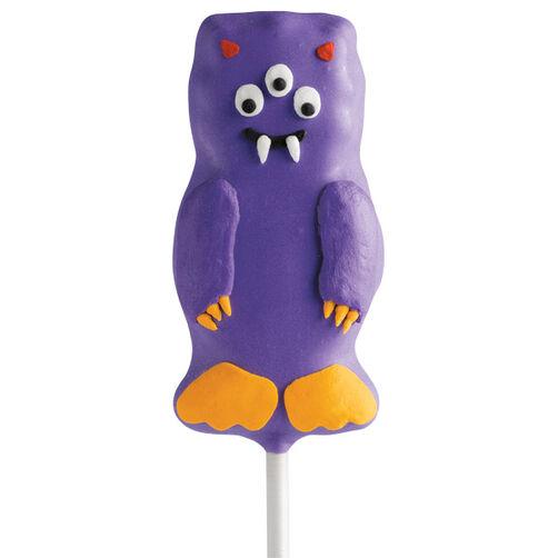 Tri-Clops Cookie Pops