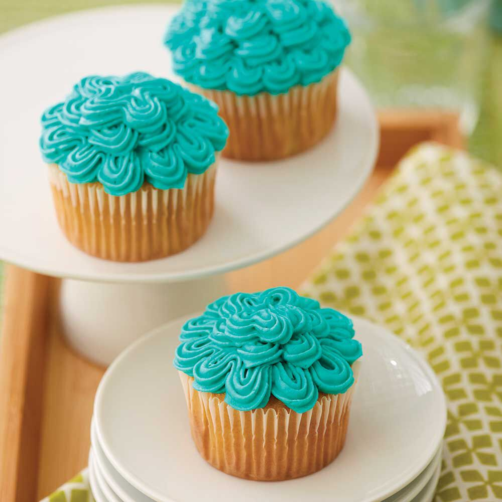 how to pipe a zig zag - Cake Decorating