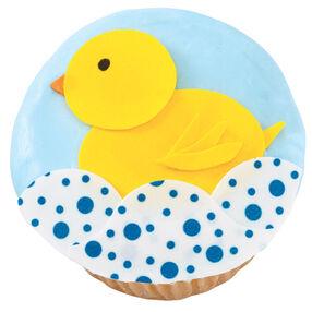 Drifting Duck Cupcakes