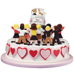 Honeymoon Send-Off Cake