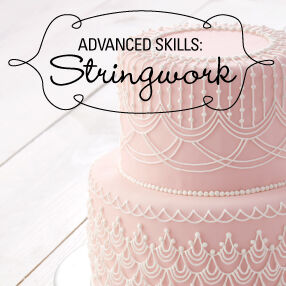 stringwork class - Cake Decorating Class