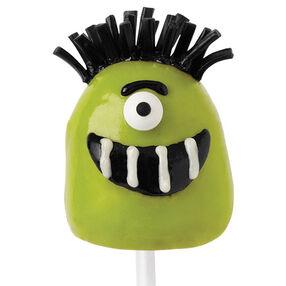 Ghastly Green Guy Brownie Pops