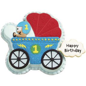Buggy Racer Cake