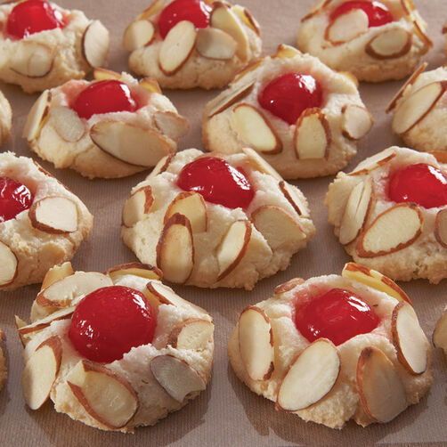 Chewy Almond Cookies Recipe Wilton