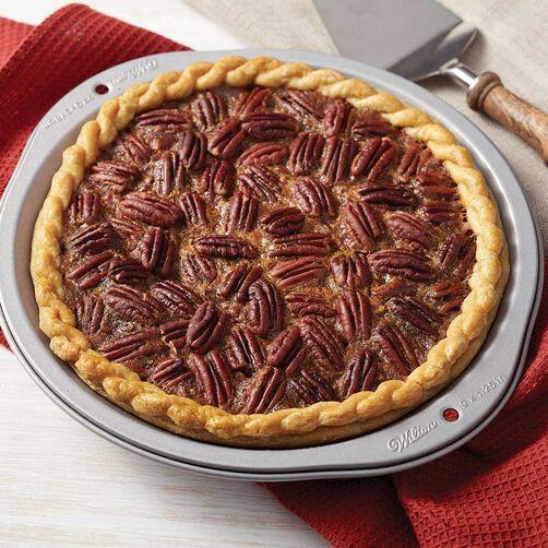 Wilton Bourbon Pecan Pie