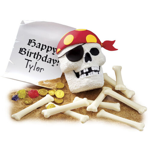 Party Pirate Birthday Cake