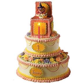 Pop Goes The Birthday Cake