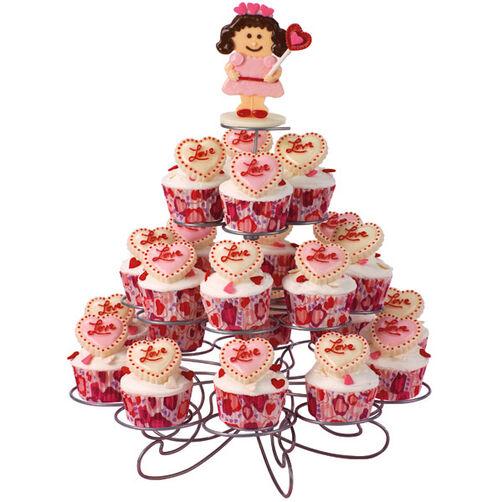 Queen of Hearts Cupcakes