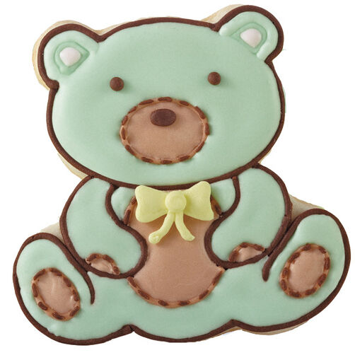 Bitty Bear Cookies