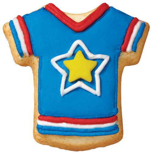 The Star's Jersey Cookies