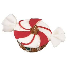 Peppermint Twist Cupcakes