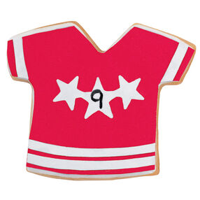 The Red Team Jersey Cookies