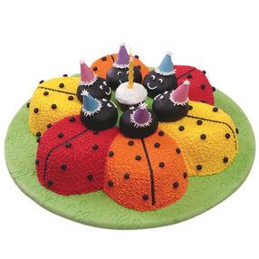 Wilton Flower Cake Pan Decorating Ideas