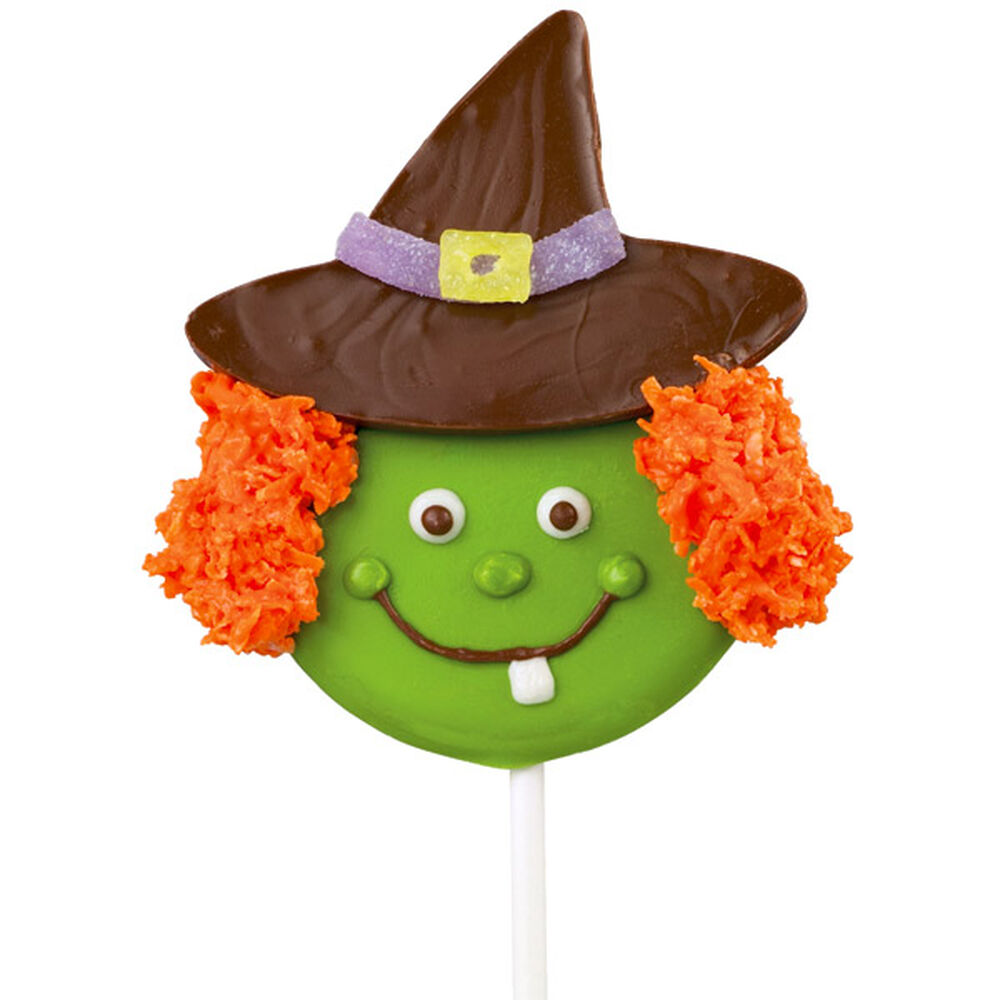 Bewitching Smile Lollipop Wilton
