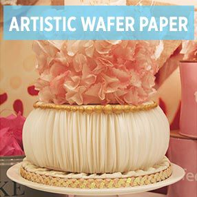 Artistic Wafer Paper Design with Flavia de Angelis