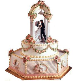 Love's Shelter Cake