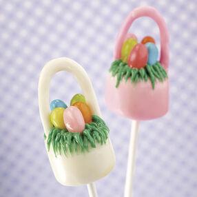 E. Bunny Basket Marshmallow Treat