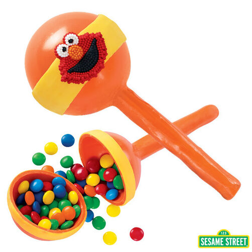 Elmo Masters the Maracas Candy