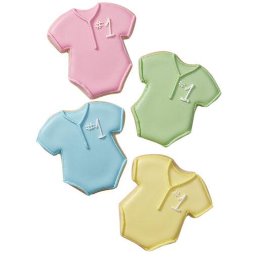 Romper Rainbow Cookies