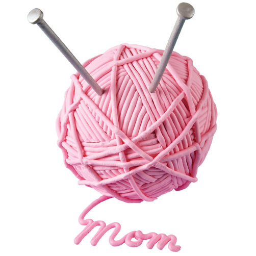 Ball of Yarn Cake