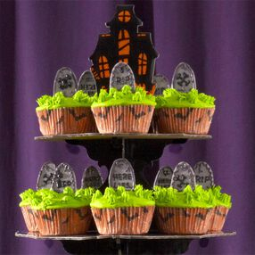 Home, Scary Home! Cupcakes