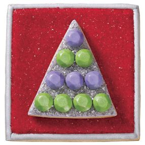 Sparkling Pines Holiday Cookies