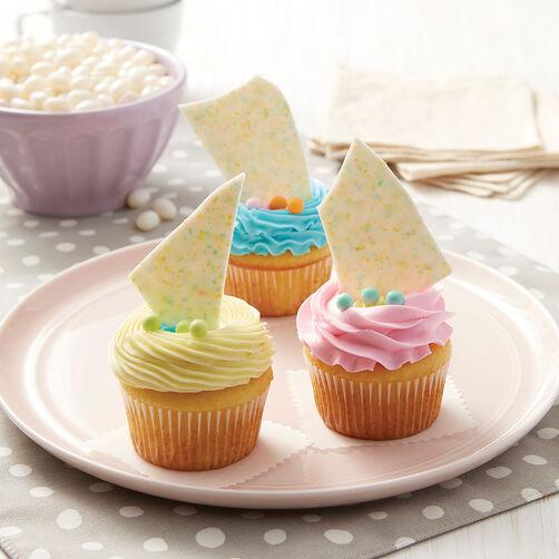 Candy Art Cupcakes