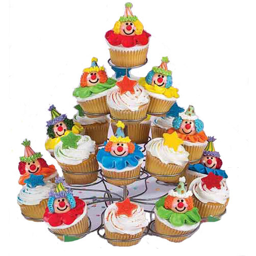 Clowning 'Round Cupcakes