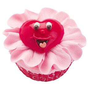 Heart Joy Cupcakes