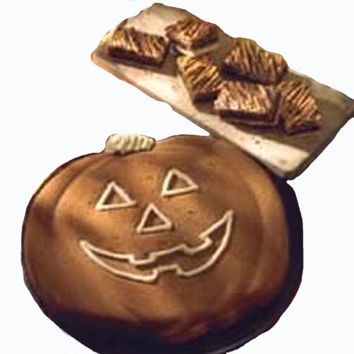 Spooky Raisin Bars
