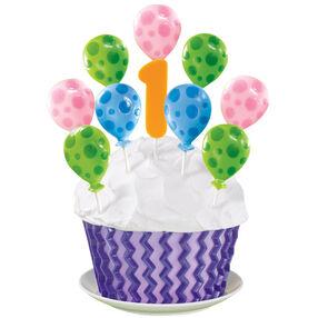 Big Day, Big Cupcake! Cake & Candy