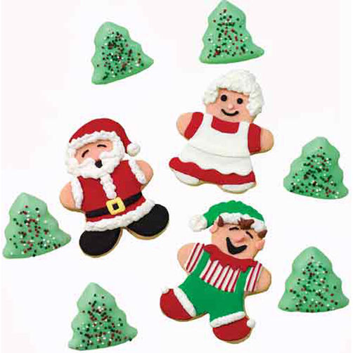 wilton 3d christmas tree cake pan instructions