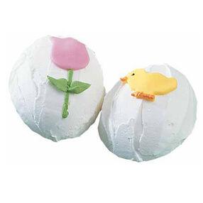 Eggs Sunny Side Up! Mini Cakes