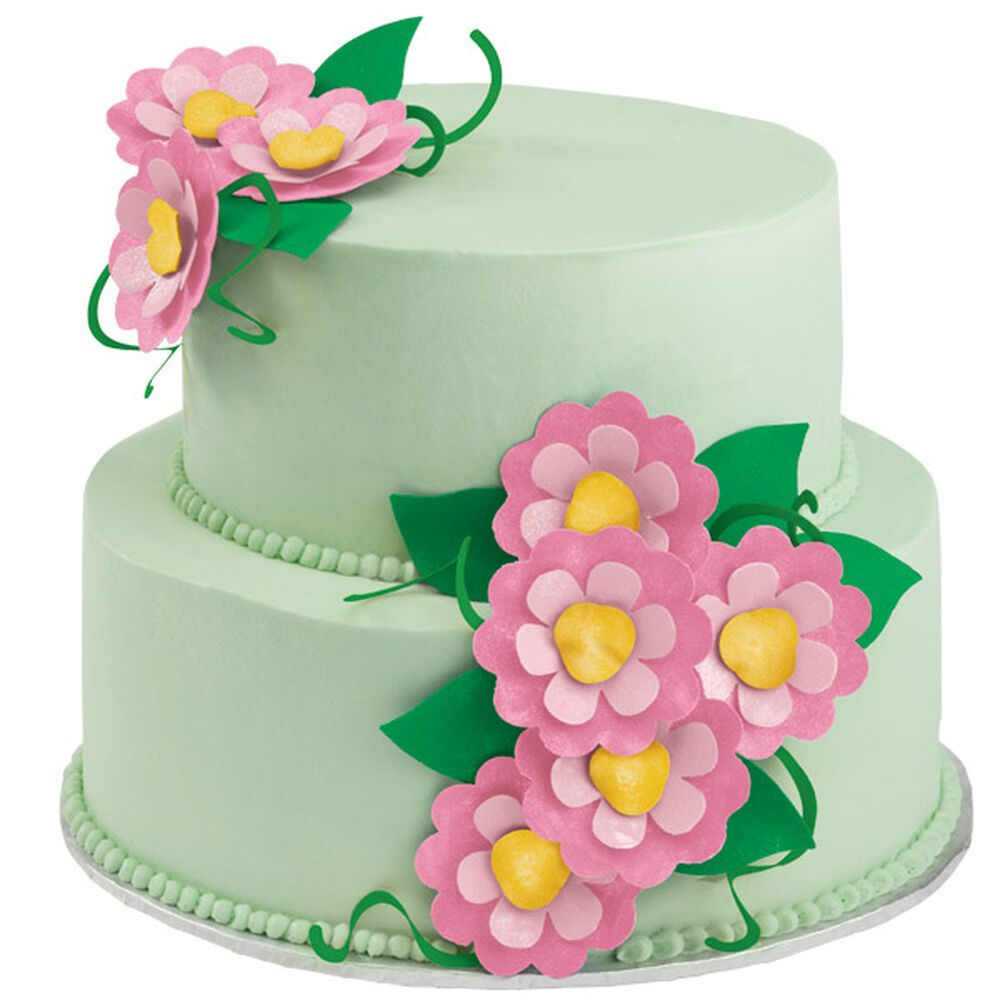 Best Cake To Use With Fondant Icing