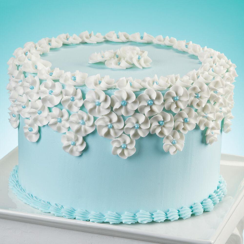 Flower Overflow Cake | Wilton