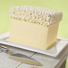 Stellar Square Cake